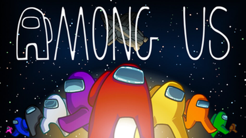Among Us Mobile game to play with friends