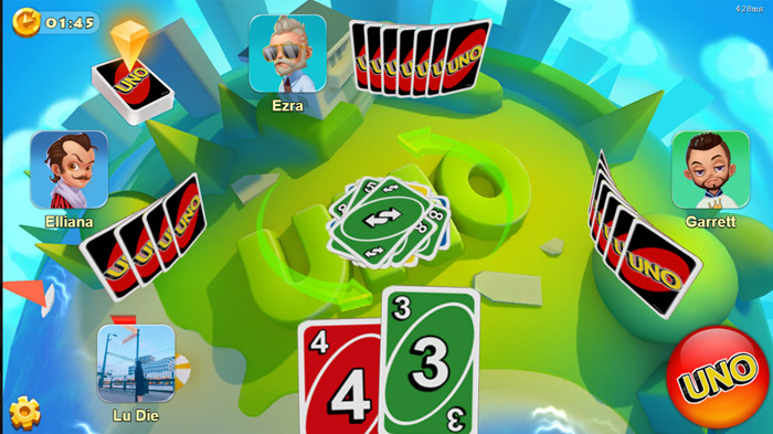 UNO Mobile Game Best mobile game