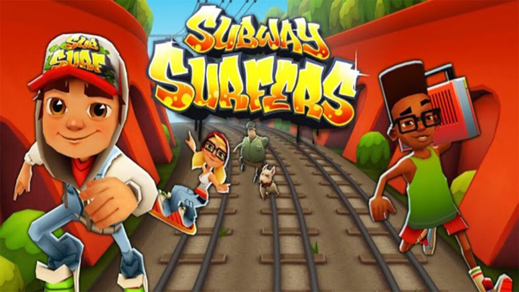 best offline games for free Subway Surfers