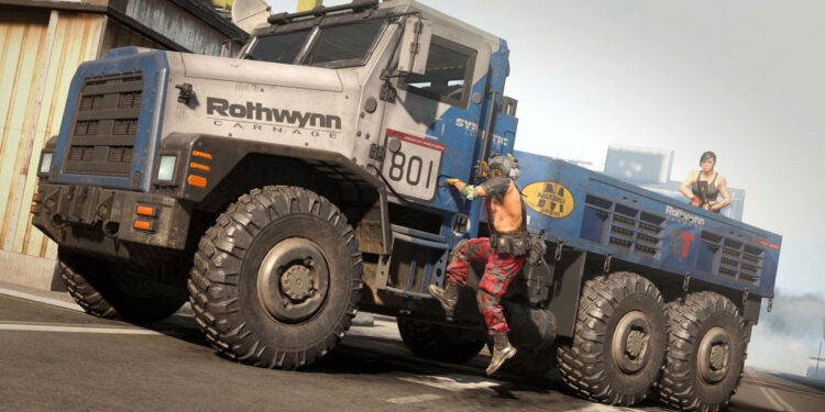 Warzone Removes Armored Trucks