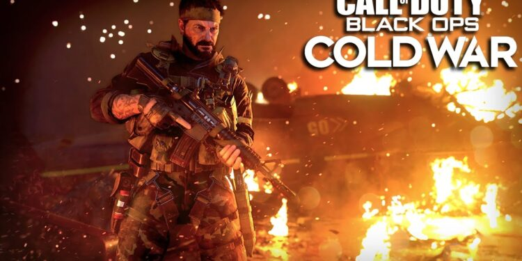 Call of Duty: Black Ops Cold WarSeason 4 update